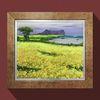 워너비아트 제주유채꽃제주도그림 유채꽃그림