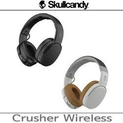 [스컬캔디] Crusher Wireless 블루투스밀폐형헤드폰