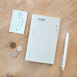 POCHE VOYAGE-travel note
