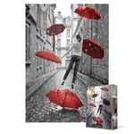 500피스 직소퍼즐  빨간우산의 비밀