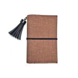 PASSPORT CASE (F-BROWN)
