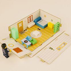 [내 방 만들기 인테리어 키트]재패니스 내츄럴 스타일