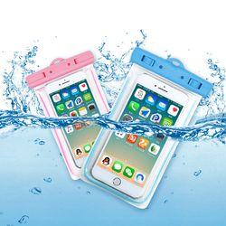 애니클리어 원터치 스마트폰 방수팩 SWP10