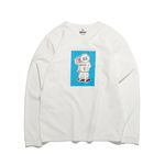 ALIEN SKATEBOARD GARMENT LONG SLEEVE