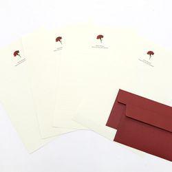 1000 카네이션 편지지 (랜덤발송)