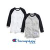 Champion USA RAGLAN BASEBALL T-SHIRT (2 COLORS)
