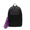 [EXO찬열/NCT정우 착용] ALMOST BLUE X UNION OBJET ULTRA VIOLET BACKPACK - BLACK