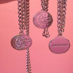 LOGO NECKLACE - S