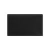 Double pocket pouch-Black