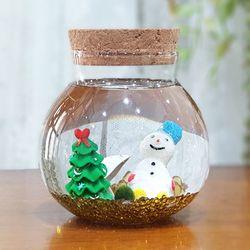 11 마리모 원형 눈사람 트리세트 (어린이날 선물)