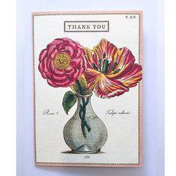 카드- Thak you fleur2