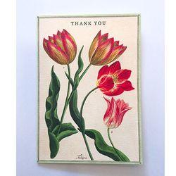 카드- Thak you fleur3