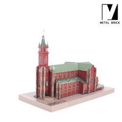 3D 이노 메탈 퍼즐 건축 모형 명동성당