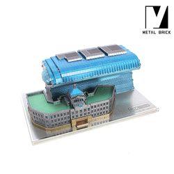 3D 이노 메탈 퍼즐 건축 모형 서울시청