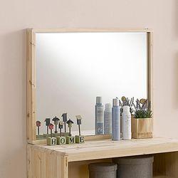 샌딜라 삼나무 원목 거울
