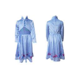 겨울왕국 안나 코코 드레스 기본형