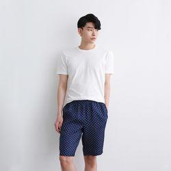 풍기인견 스칸디콜렉션 남성 여름잠옷 반바지