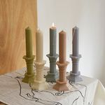 Lyon scented candle - basic size (5colors)