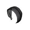 [오뜨르뒤몽드]lace mesh hairband (black)