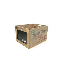 빈티지 홈 메이드 박스