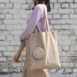 굿 데이즈 백 Good Days Bag [파우치 포함] 베이지