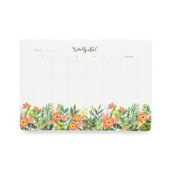 Honeydew Weekly Deskpad
