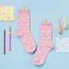 룸룸 Middle Socks