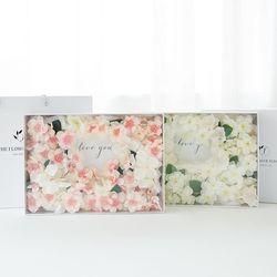 가장아름다운순간 벚꽃 프로포즈플라워박스 + 쇼핑백