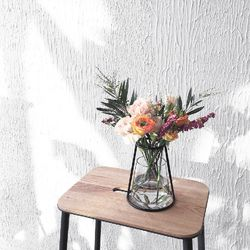 해외 Nude Vase (H150) + Glass Vase