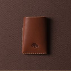 No.2 Wallet - Cognac