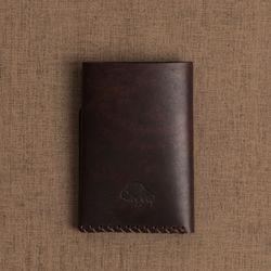 No.2 Wallet - Malbec