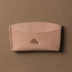 No.3 Wallet - Natural