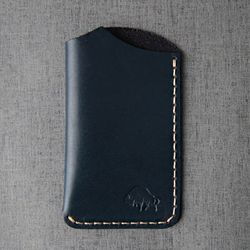 No.1 Wallet - Navy