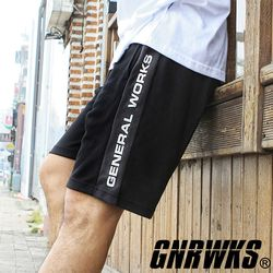 GWSP305 SHORT PANTS - 2COLOR