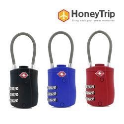 허니트립 TSA 와이어 자물쇠 세컨드