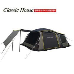 [레펙스]클래식 하우스 리빙쉘 텐트거실형 텐트
