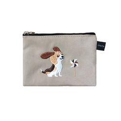 windmill beagle pouch