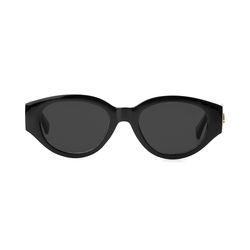 D.fox Original Glossy Black  Black Lens