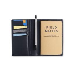 Note&Travel Cover Case (노트 여권 카드 케이스)Navy