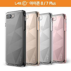 랩씨 아이폰 8 7 플러스 다이아몬드 범퍼 케이스