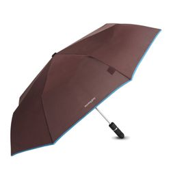 모닝글로리 퍼니펀 완전 자동우산-브라운