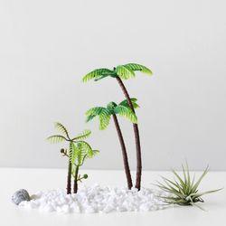 미니어처 재료-야자수나무(소)