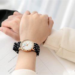 CULET 큐렛 CL10617-RG 남녀 나토밴드시계
