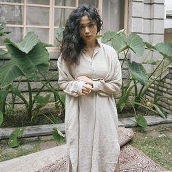 클레르 린넨드레스 : Clair linen dress