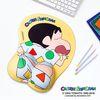 [무료배송] 짱구 마우스패드 손목보호받침대 젤패드 CYS-WP02