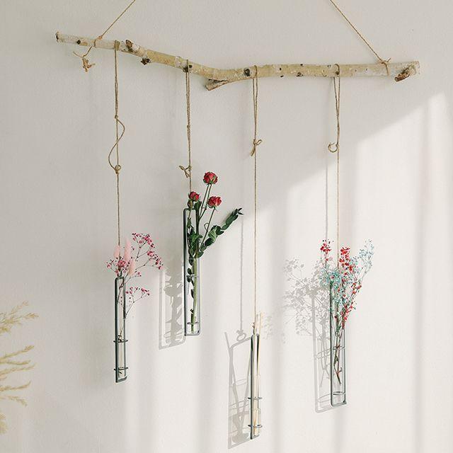 家里就算再小也可以放的 - 悬挂式香气扩散器 - ,节省空间之外还可以当作是墙壁装饰的一部分哦!