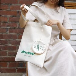 [1300k단독] Fruits Pleasure bag - 프룻플레져 백(그린컬러)