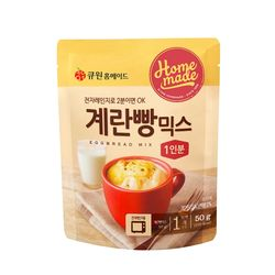 큐원 계란빵믹스 50g (전자레인지용)