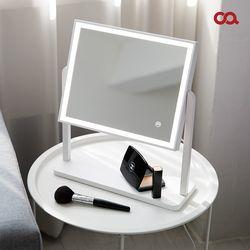 오아 뷰티플러스 LED조명 화장대 화장거울 탁상거울
