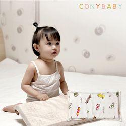 [CONY]꿀잠유아동라텍스베개(뛰뛰빵빵)